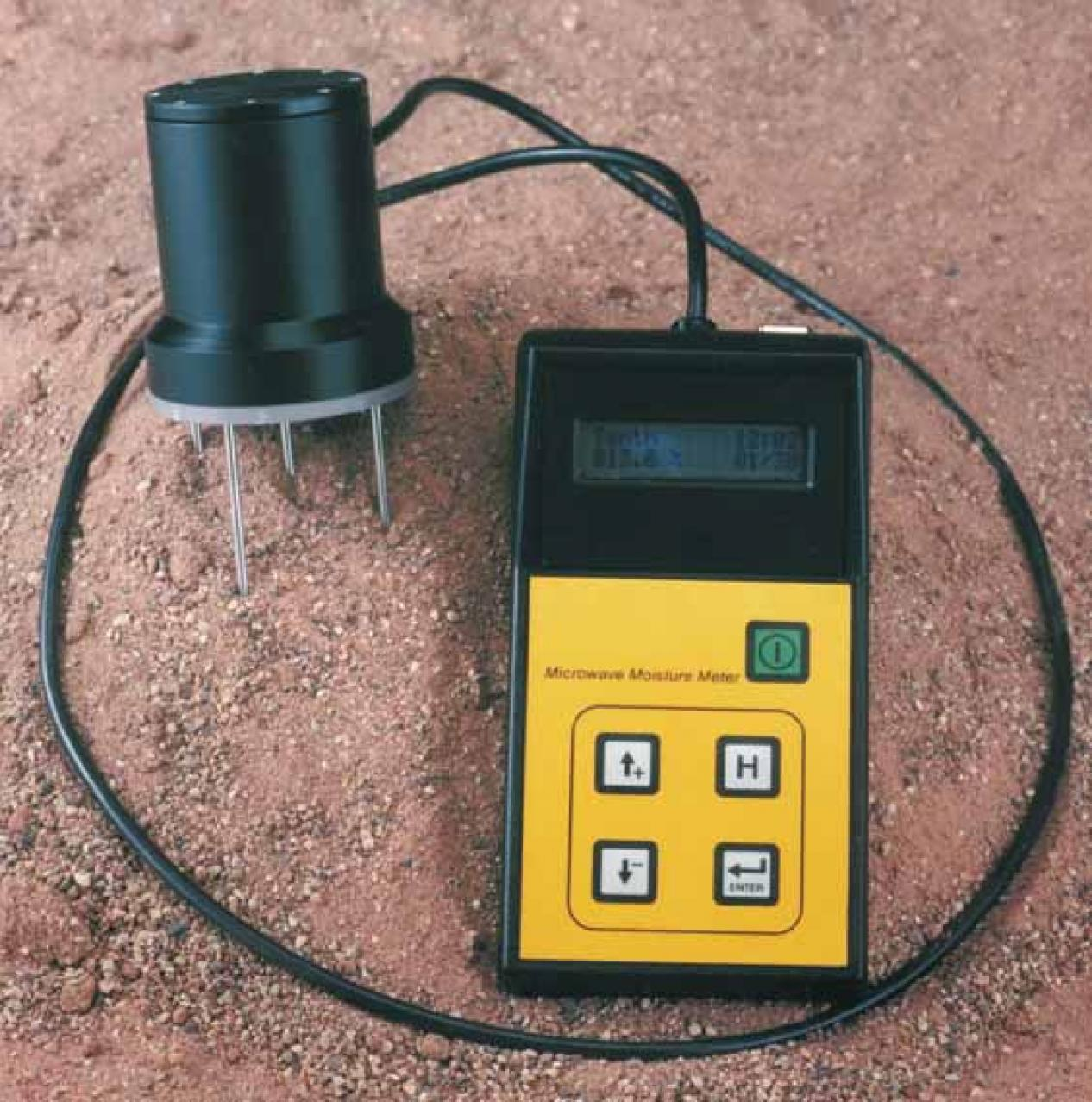 Moisture Meters and Temperature Testers