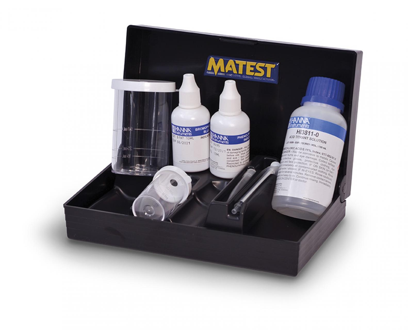 Water Test Sets