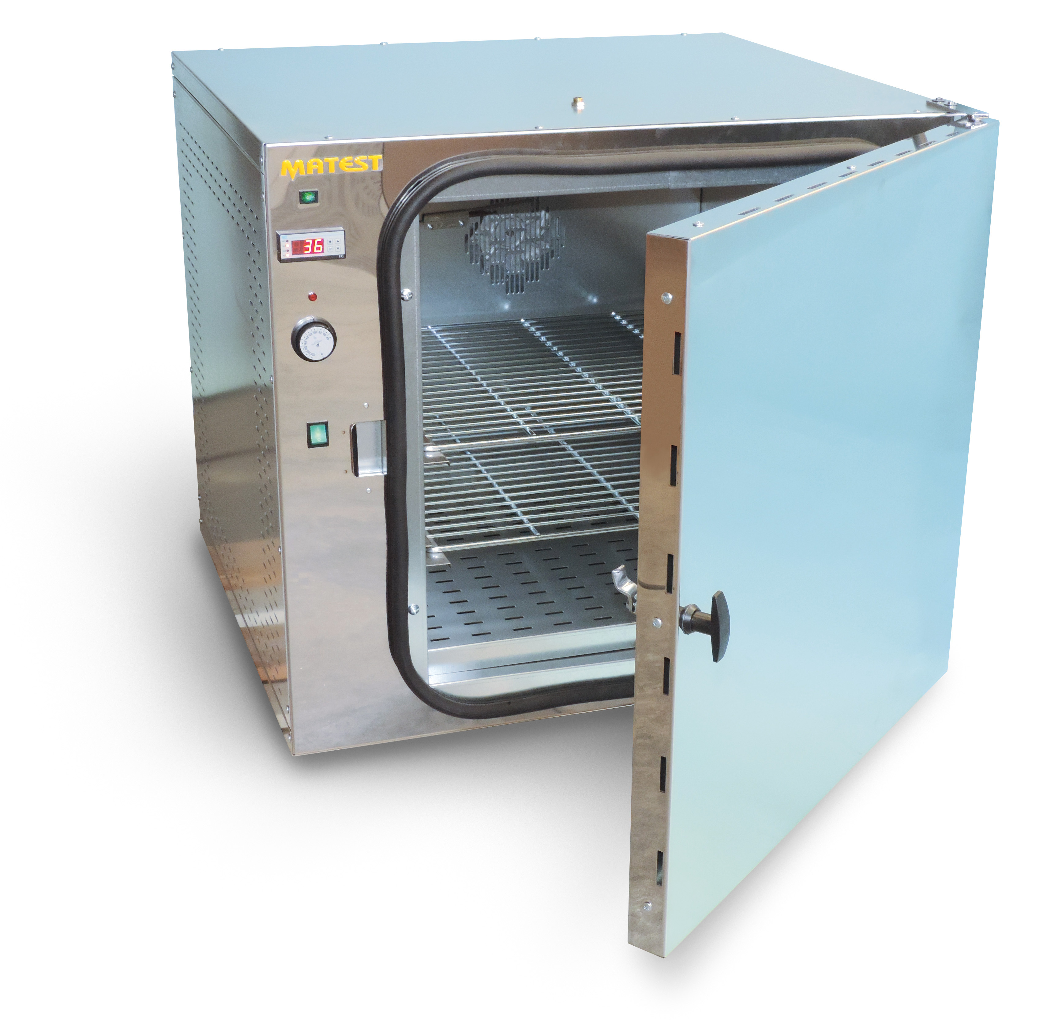 Forced ventilation oven, 100 litres