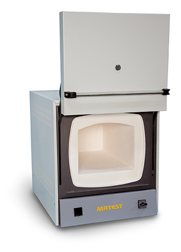 Muffle furnace 1100 °C High Capacity