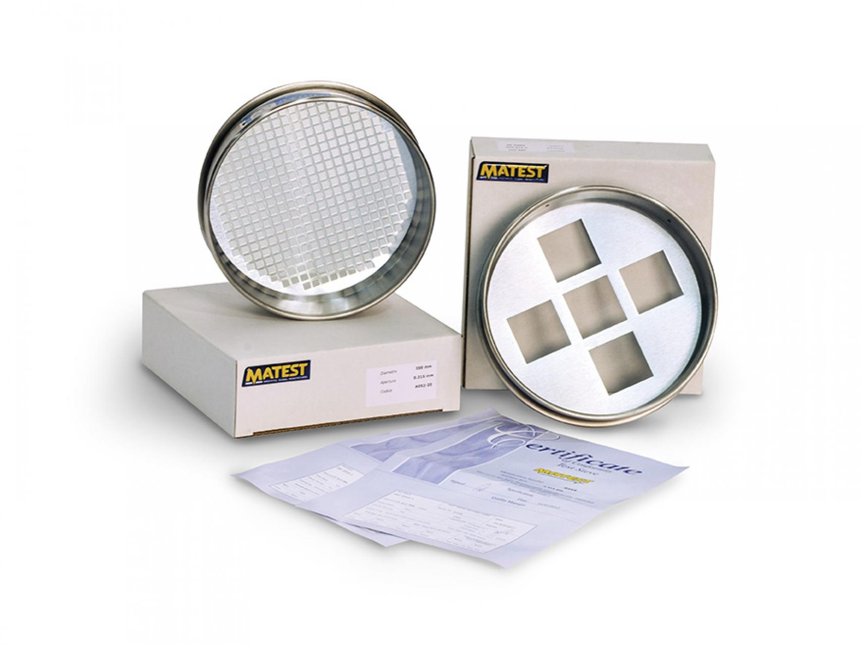 Perforated Plate Sieves