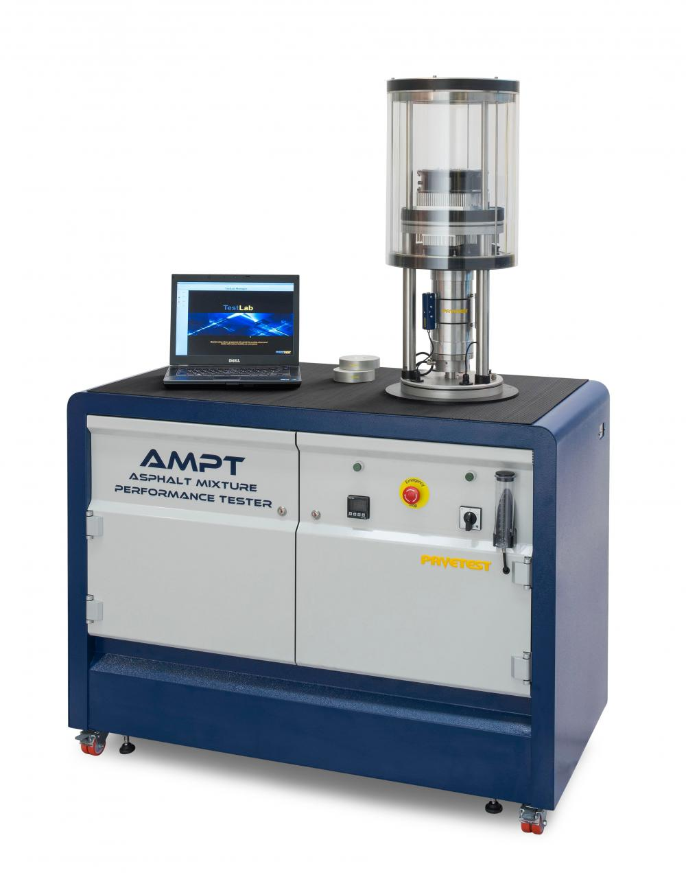asphalt mixture performance tester