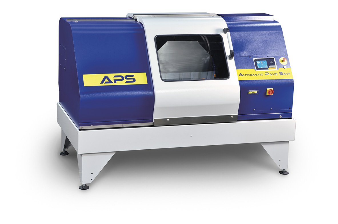 APS - Automatic Pave Saw