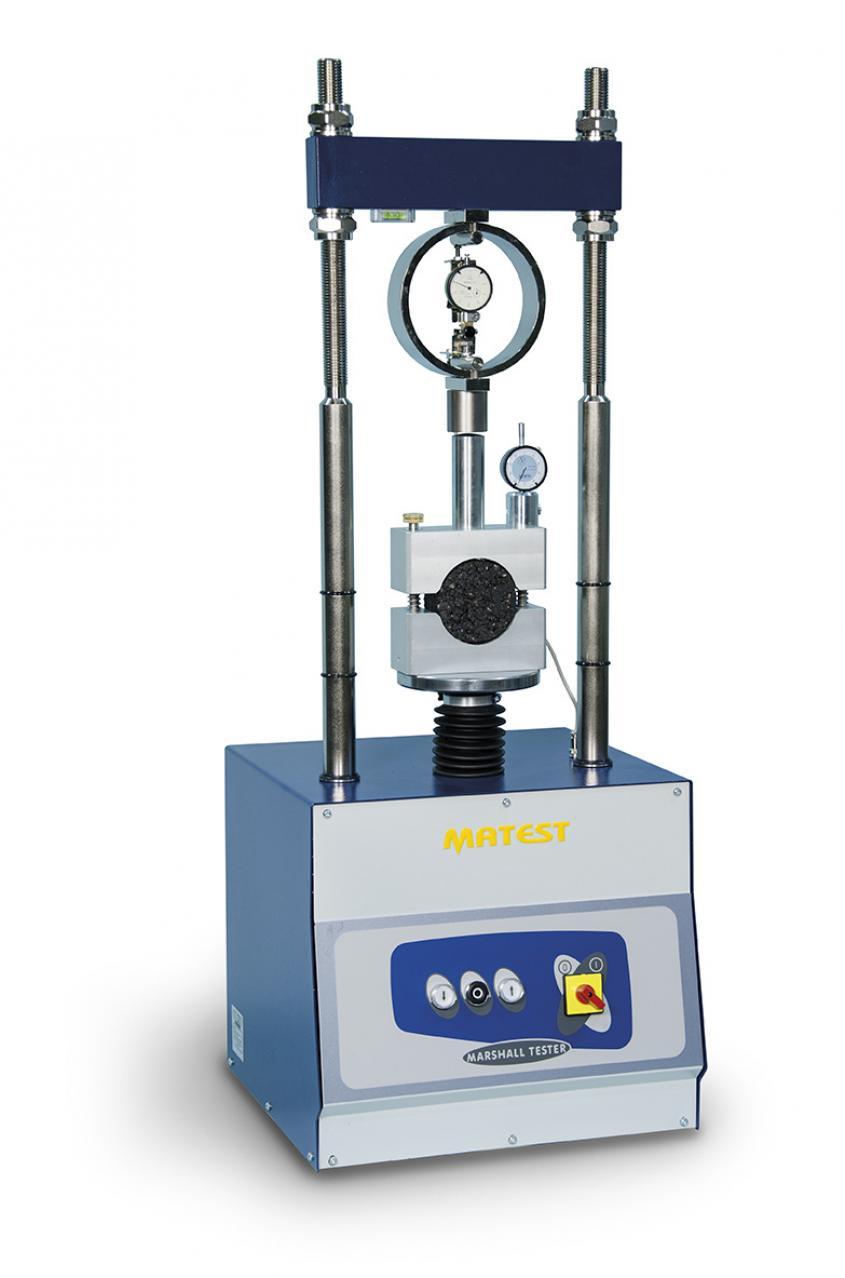 Marshall mechanical machine | Matest