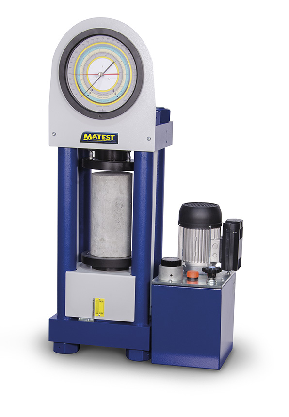 ASTM STANDARD - COMPRESSION MACHINES