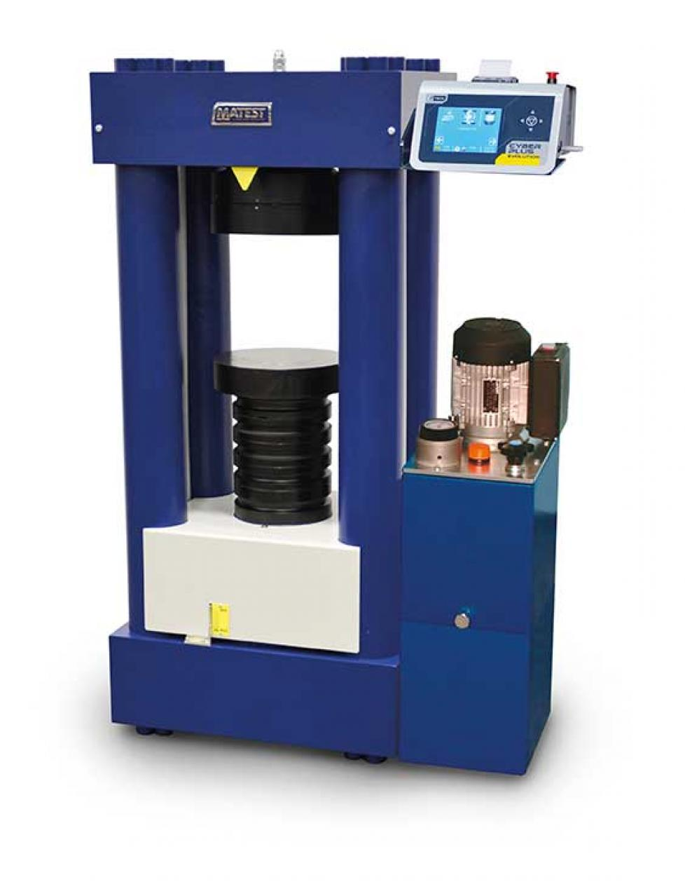 EN STANDARD - HIGH STABILITY COMPRESSION MACHINES