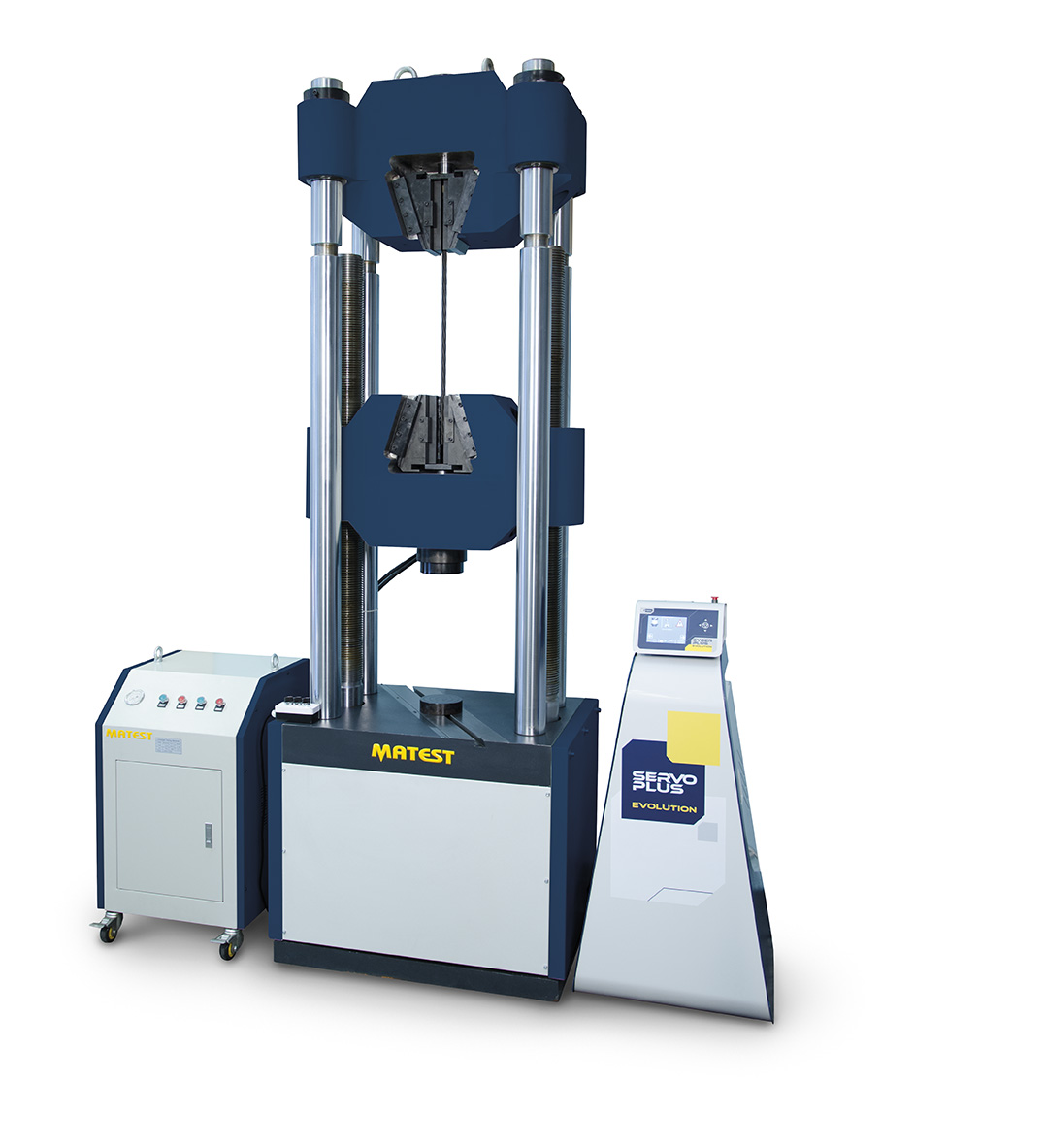 Universal automatic tensile testing machines