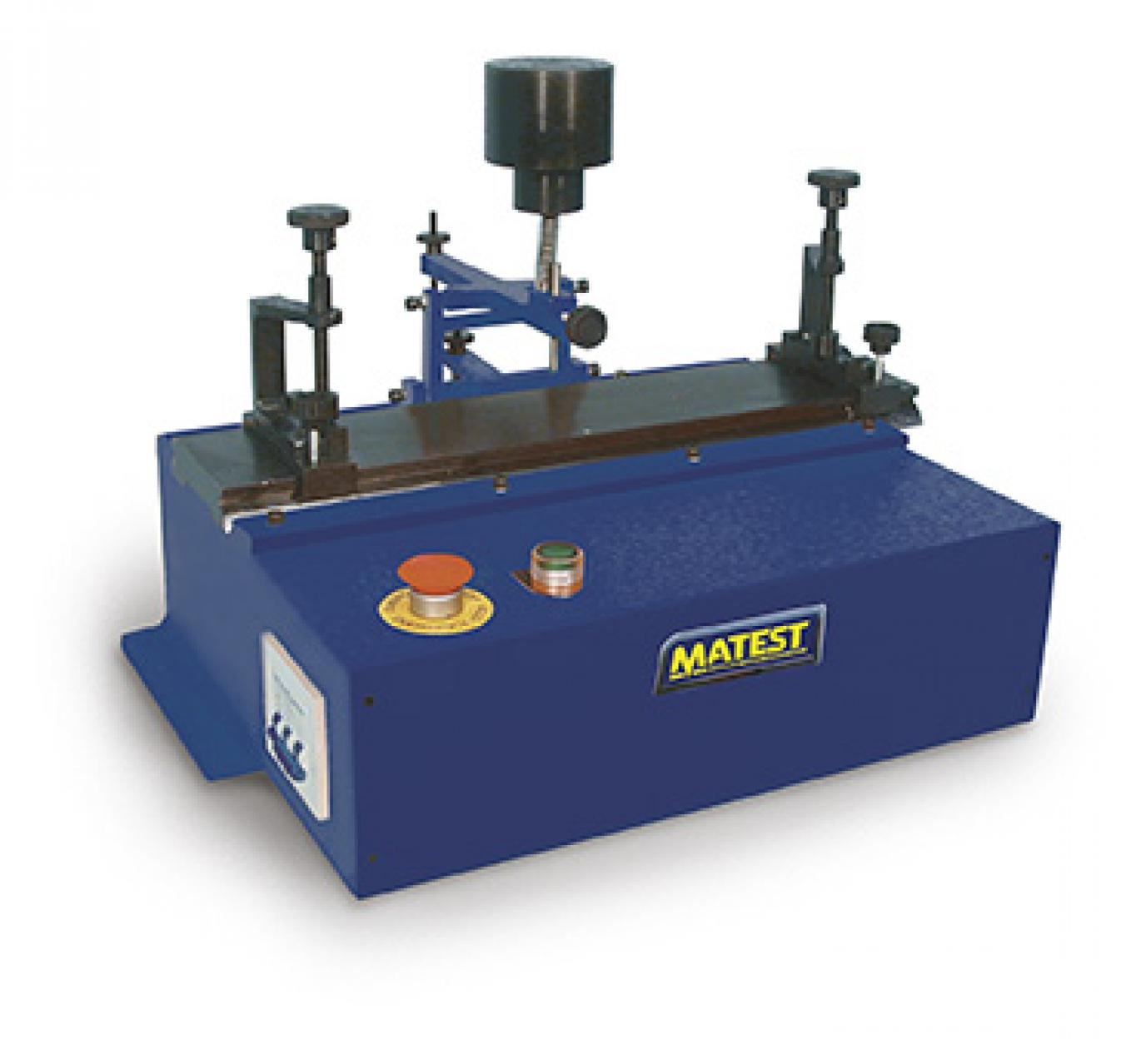 Marking-off machine, motorized model