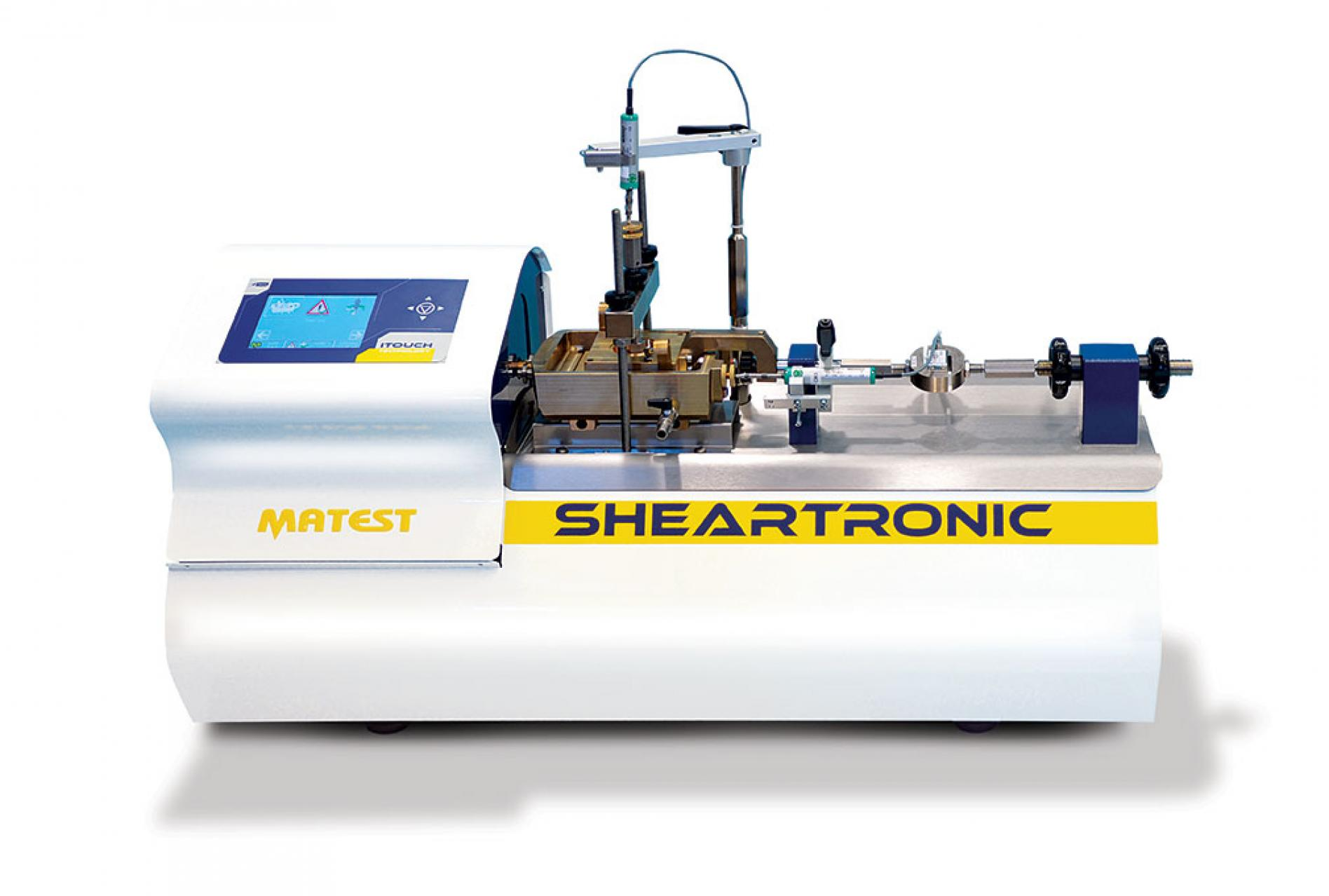SHEARTRONIC - Automatic Shear Testing Machine